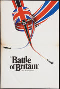 "Movie Posters:War, Battle of Britain (United Artists, 1969). British Double Crown (20""X 30""). War.. ..."