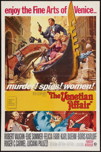 """The Venetian Affair Lot (MGM, 1967). One Sheets (2) (27"""" X 41""""). Drama. ... (Total: 2 Items)"""