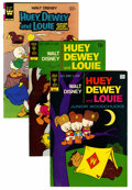 Bronze Age (1970-1979):Cartoon Character, Huey, Dewey, and Louie Junior Woodchucks File Copy Group (GoldKey/Whitman, 1972-84) Condition: Average VF+.... (Total: 47 ComicBooks)