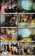 """Movie Posters:Action, The Poseidon Adventure (20th Century Fox, 1972). Lobby Card Set of8 (11"""" X 14""""). Action.. ... (Total: 8 Items)"""