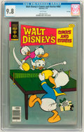 Bronze Age (1970-1979):Cartoon Character, Walt Disney's Comics and Stories #460 File Copy (Gold Key, 1979)CGC NM/MT 9.8 White pages....