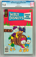 Bronze Age (1970-1979):Cartoon Character, Walt Disney's Comics and Stories #461 File Copy (Gold Key, 1979)CGC NM/MT 9.8 White pages....