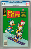 Bronze Age (1970-1979):Cartoon Character, Walt Disney's Comics and Stories #462 File Copy (Gold Key, 1979)CGC NM/MT 9.8 White pages....