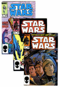 Modern Age (1980-Present):Science Fiction, Star Wars Group (Marvel, 1984-86) Condition: Average NM.... (Total:19 Comic Books)