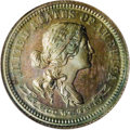 Patterns: , 1870 10C Standard Silver Ten Cents, Judd-851, Pollock-958, Low R.7,PR65 Brown NGC. Standard Silver design for the dime wit...