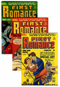 Golden Age (1938-1955):Romance, First Romance File Copy Group (Harvey, 1950-56) Condition: AverageVF/NM.... (Total: 13 Comic Books)