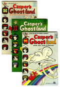 Bronze Age (1970-1979):Cartoon Character, Casper's Ghostland File Copy Short Box Group (Harvey, 1960-79)Condition: Average VF/NM.... (Total: 50 Comic Books)