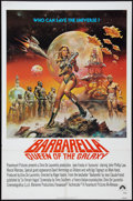 """Movie Posters:Science Fiction, Barbarella (Paramount, R-1977). One Sheet (27"""" X 41""""). ScienceFiction.. ..."""