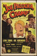 "Movie Posters:Sports, Joe Palooka, Champ (Monogram, 1946). One Sheet (27"" X 41""). Sports.. ..."