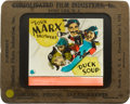 """Movie Posters:Comedy, Duck Soup (Paramount, 1933). Glass Slide (3.25' X 4""""). ..."""