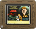 """Movie Posters:War, The Big Parade Lot (MGM, 1925). Glass Slides (2) (3.25"""" X 4"""").. ...(Total: 2 Items)"""