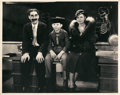 "Movie Posters:Comedy, Groucho Marx in ""Horse Feathers"" (Paramount, 1932). Photo (11"" X14"").. ..."