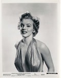 """Movie Posters:Comedy, Marilyn Monroe in """"We're Not Married"""" (20th Century Fox, 1952).Photo (8"""" X 10"""").. ..."""
