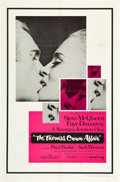"""Movie Posters:Crime, The Thomas Crown Affair (United Artists, 1968). One Sheet (27"""" X41"""").. ..."""