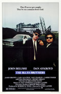 """Movie Posters:Comedy, The Blues Brothers (Universal, 1980). One Sheet (27"""" X 41"""").. ..."""