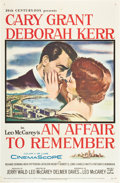 "Movie Posters:Romance, An Affair to Remember (20th Century Fox, 1957). One Sheet (27"" X 41"").. ..."