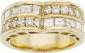 Estate Jewelry:Rings, Diamond, Gold Ring, Neiman Marcus. ...