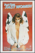 "Movie Posters:Adult, Fast Cars Fast Women Lot (Gail Film, 1981). One Sheets (2) (27"" X 41""). Adult.. ... (Total: 2 Items)"