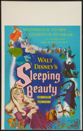 "Movie Posters:Animated, Sleeping Beauty (Buena Vista, 1959). Window Card (14"" X 22"").Animated.. ..."