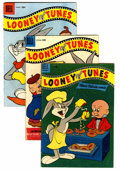 Golden Age (1938-1955):Cartoon Character, Looney Tunes and Merrie Melodies Comics Group (Dell, 1951-58)....(Total: 21 Comic Books)