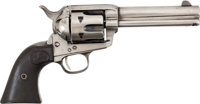 Colt Single Action Army Revolver Accompanied by Colt Factory Letter