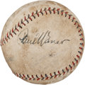 Autographs:Baseballs, Circa 1927 Paul Waner Single Signed Baseball....