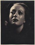 "Movie Posters:Drama, Joan Crawford in ""Rain"" (United Artists, 1932). Portrait Photo(10.75"" X 13.5"").. ..."