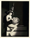 "Movie Posters:Miscellaneous, Clara Bow by Eugene Robert Richee (Paramount, 1920s). PortraitStill (8"" X 10"").. ..."