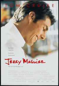 "Jerry Maguire (Tri-Star, 1996). One Sheet (27"" X 40""). DS. Drama"