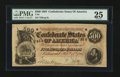 Confederate Notes:1864 Issues, T64 $500 1864.. ...