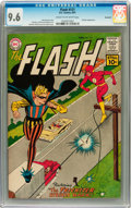 Silver Age (1956-1969):Superhero, The Flash #121 Savannah pedigree (DC, 1961) CGC NM+ 9.6 Cream tooff-white pages....