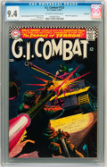 Silver Age (1956-1969):War, G.I. Combat #123 Savannah pedigree (DC, 1967) CGC NM 9.4 Off-white to white pages....