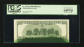 Error Notes:Ink Smears, Fr. 2175-K $100 1996 Federal Reserve Note. PCGS Very Choice New64PPQ.. ...