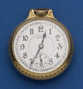 Timepieces:Pocket (post 1900), Illinois 21 Jewel Bunn Special Pocket Watch. ...