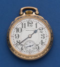 Timepieces:Pocket (post 1900), Hamilton 21 Jewel 992 Pocket Watch. ...