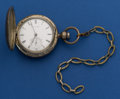 Timepieces:Pocket (post 1900), Tremont Watch Co. 15 Jewel 18 Size Coin Hunter's Case Pocket Watch....