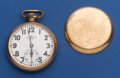 Timepieces:Pocket (post 1900), Ball 21 Jewel 16 Size Official Standard #B 609588 Pocket Watch. ...