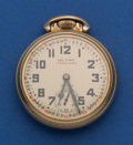 Timepieces:Pocket (post 1900), Waltham 23 Jewel 16 Size Vanguard Pocket Watch. ...