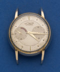 Timepieces:Wristwatch, LeCoultre Gold Filled Futermatic Wristwatch. ...