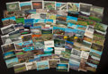 Baseball Collectibles:Others, Baseball Stadium Postcards Lot of 100. ...