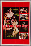 "Movie Posters:Adult, Code Name: Raw-Hide Lot (Danton Film, 1971). One Sheets (3) (27"" X 41""). Adult.. ... (Total: 3 Items)"