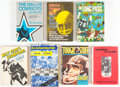Football Collectibles:Publications, Vintage Football Books Lot of 120+. ...