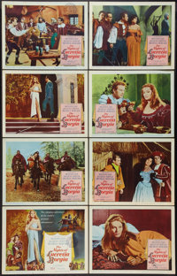 "The Nights of Lucretia Borgia (Columbia, 1960). Lobby Card Set of 8 (11"" X 14""). Romance. ... (Total: 8 Items)"