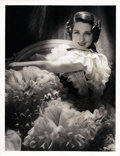 """Movie Posters:Miscellaneous, Norma Shearer by George Hurrell (MGM, 1930s). Portrait Photo (10"""" X 13"""").. ..."""