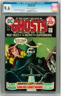 Bronze Age (1970-1979):Horror, Ghosts #29 (DC, 1974) CGC NM+ 9.6 Off-white to white pages....