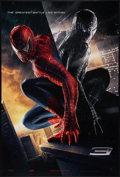 "Movie Posters:Action, Spider-Man 3 (Columbia, 2007). One Sheet (26.75"" X 39.75""). DSAdvance. Action.. ..."