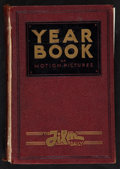"""Movie Posters:Miscellaneous, Film Daily Year Book of Motion Pictures (Film and Television Daily, 1931). Hardcover Book (1056 Pages, 6.25"""" X 9.25""""). Misce..."""