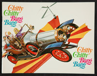 "Chitty Chitty Bang Bang Lot (United Artists, 1969). Programs (3) (Multiple Pages, 8.5"" X 11""). Fantasy. ... (T..."