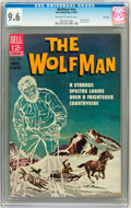 Silver Age (1956-1969):Horror, Movie Classics: Wolfman - File Copy (Dell, 1963) CGC NM+ 9.6Off-white to white pages....
