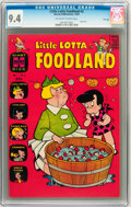 Silver Age (1956-1969):Humor, Little Lotta Foodland #2 File Copy (Harvey, 1963) CGC NM 9.4 Off-white to white pages....